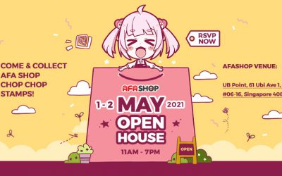 AFASHOP May Open House